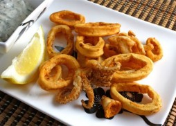 Fried-Calamari